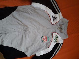 Adidas Mano Por De 35 Liverpool Chaqueta Segunda A8a56q