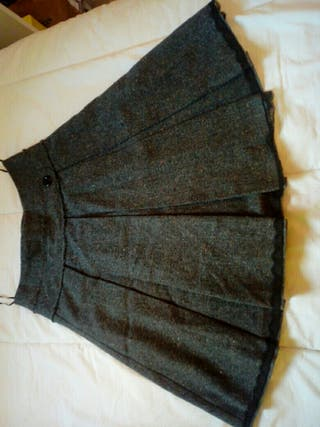 falda mujer adolfo dominguez