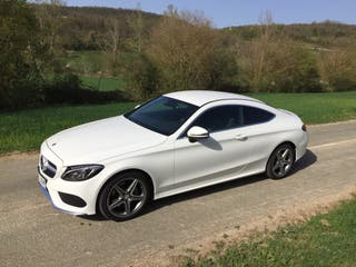 Mecedes C Coupe 220 9-G Tronic (W205) AMG