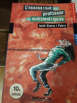 Libro L'4SS4SS1n4t prof3ssor d3 m4t3m4t1qu3S
