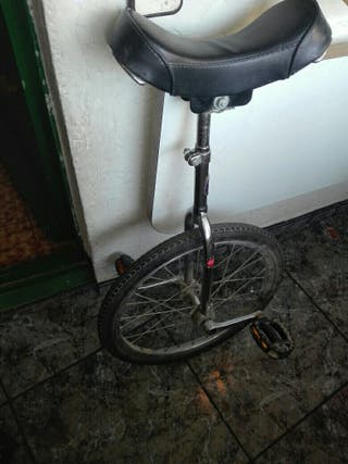 bici de solo rueda