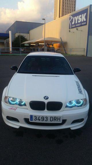 BMW e46 320I cabriolet 170 cv 6 cilindros
