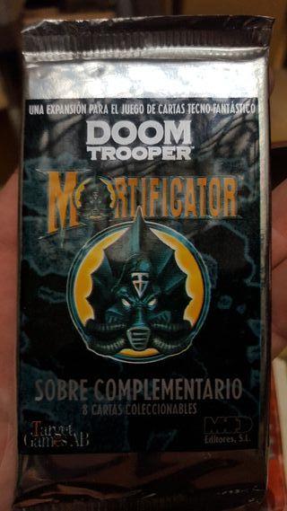 Doom Trooper Mortificator