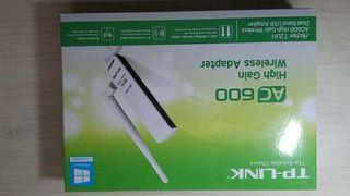 Adaptador usb Wi-Fi Tp-Link