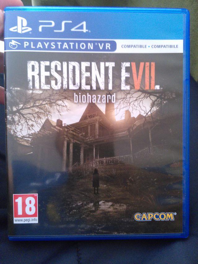 Resident Evil 7 Juego Ps4 De Segunda Mano Por 30 En Villanueva De