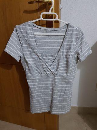 2 Camisetas lactancia