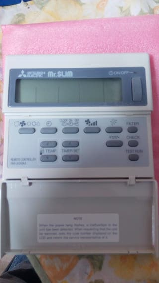 Mando fijo Mitsubishi Electric Mr. Slim
