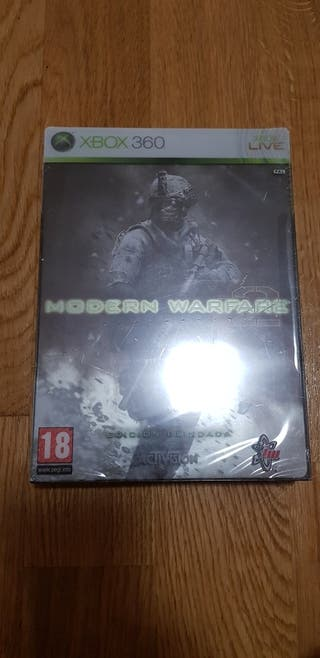 Juego Call of Duty de Modern Warfare 2 Xbox 360