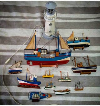 Barcos varios