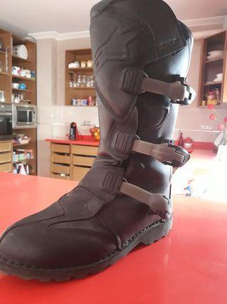 botas alpinestars scout waterproof impermeables