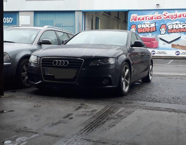 Audi A4 Sline completo extra Diciembre 2008
