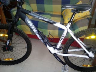 bicicleta mondraker comcept disc 26