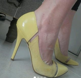 zapatos ante Aldo