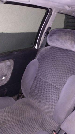 asientos fors sierra xr4i
