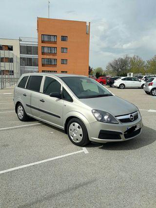 Opel Zafira. Vendo o cambio