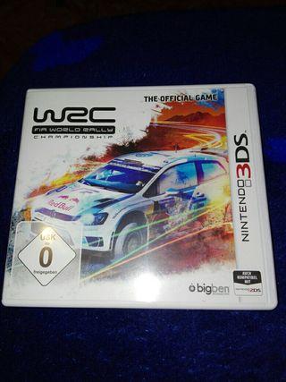 WRC 3DS