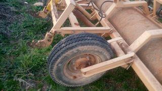 conjunto rodillo-cultivador