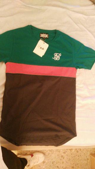 camiseta sik silk
