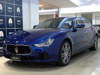 Maserati Ghibli 3.0 V6 DS RWD