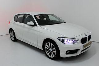 BMW Serie 1 118D 2015 AUTOMATICO