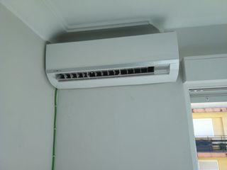 instalacion de aire acondicionado oferta carga gas