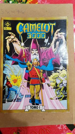 coleccion completa comics Camelot 3000