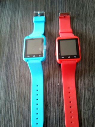 Reloj inteligente smart telefono U8