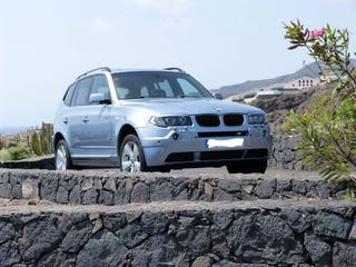 Bmw X3 3.0 DIESEL manual, impecable