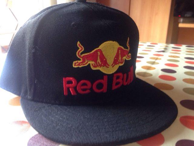 Gorra red bull