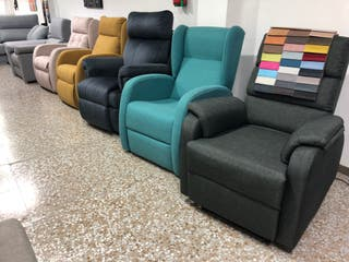 Sillones relax directos fabric