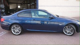 bmw 320d Coupe 2012
