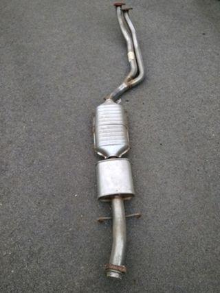 catalizador bmw e36