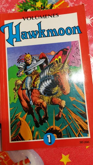 coleccion comics Hawkmoon