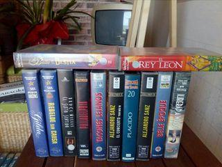 colección películas varias