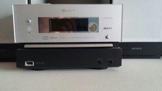 Equipo de música Sony con Mp3