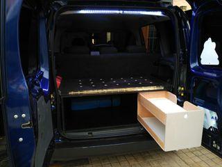camper box furgoneta