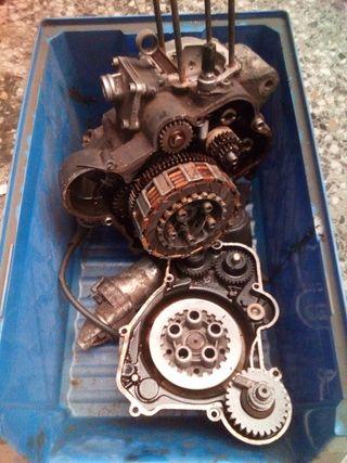 motor dervi gpr completo con contrapesa