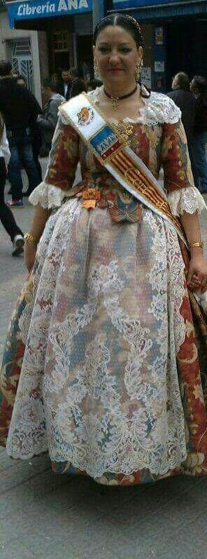 traje de siglo 18