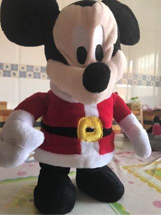 Mickey de navidad
