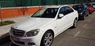 Mercedes-benz Clase C 280. 90.000 kms. año 2008