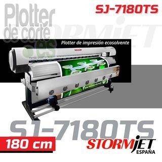 Impresora ecosolvente de 180 cm OFERTA DEL MES