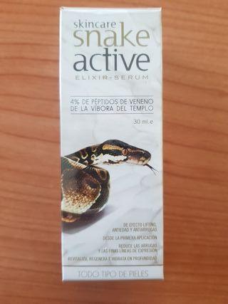 Snake active elixir serum