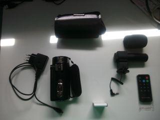 Videocamara digital profesional