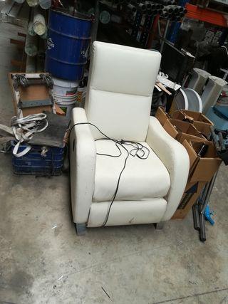 sillón relax eléctrico