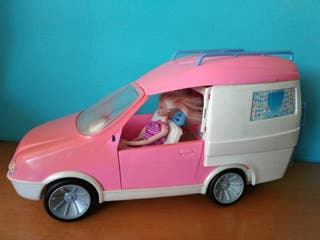 autocaravana barbie