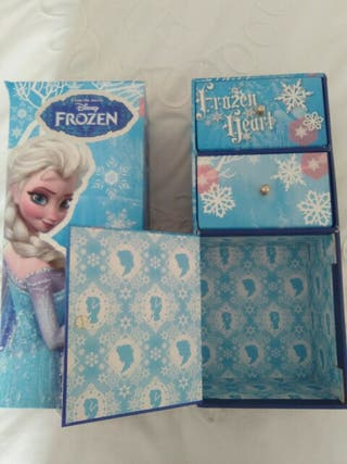 armario elsa frozen