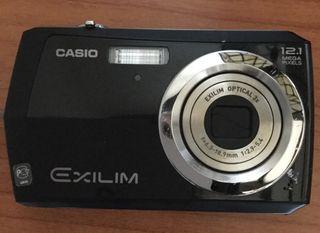 Camara de fotos Casio