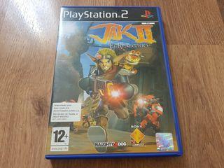 Jak 2 El Renegado PS2
