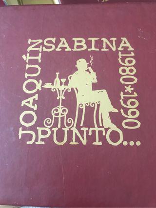 Cofre original Joaquin Sabina