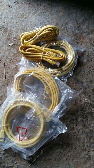 cables de datos Rj 45